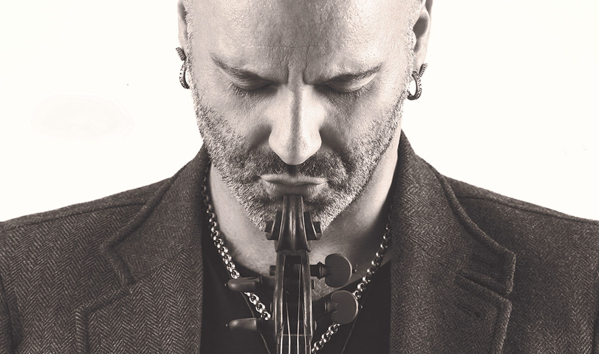 Alessandro Quarta - Violino