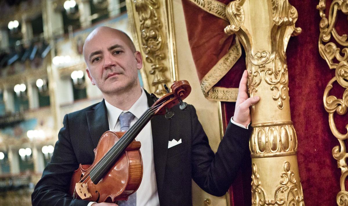 Alfredo Zamarra - Viola