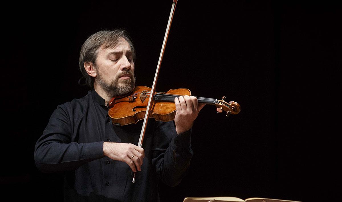 Carlo Maria Parazzoli - Violino