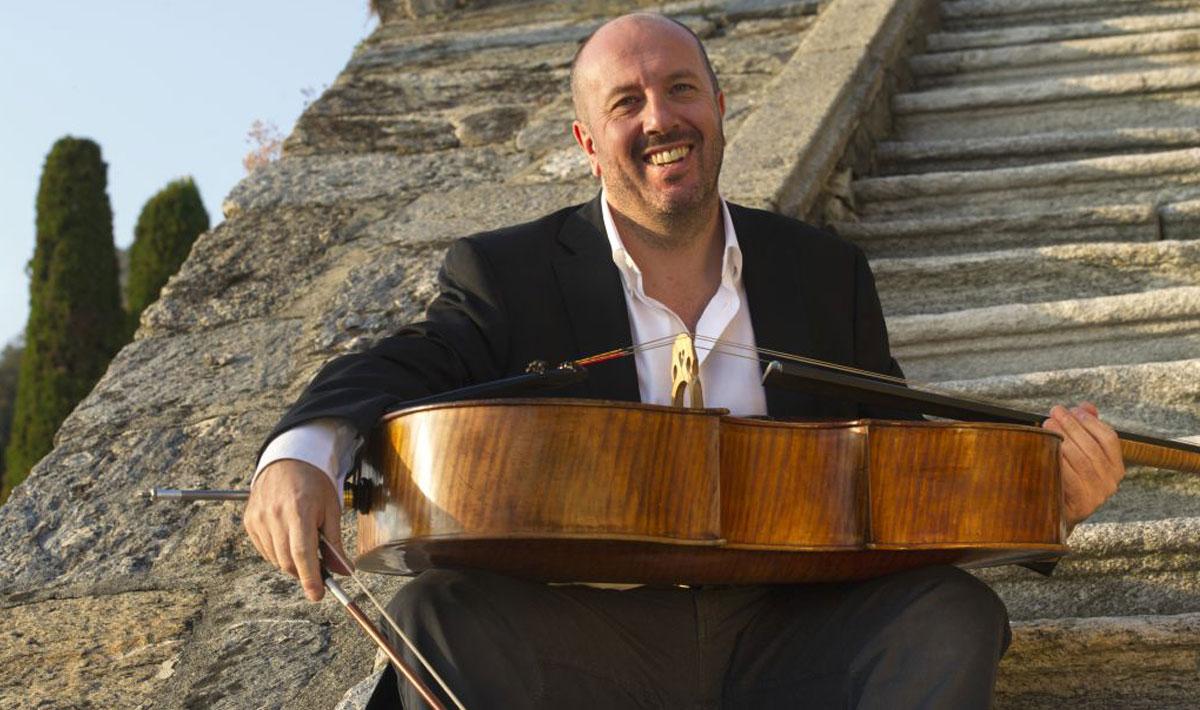 Enrico Dindo - Violoncello